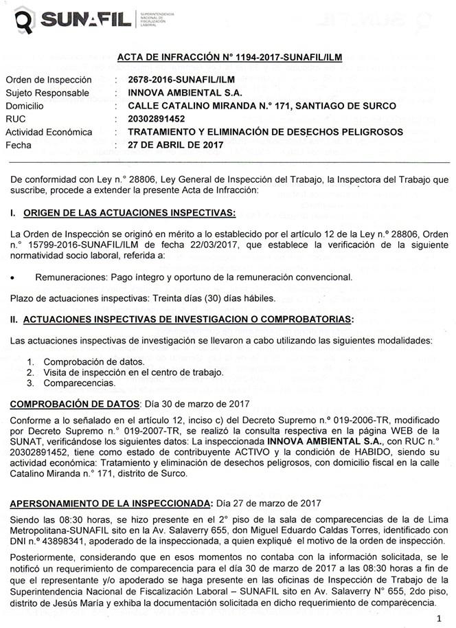 SUSPENSIONES EN HUELGA